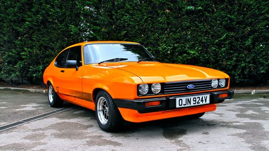 1980 Ford Capri 3.0 S - Silverstone Auctions