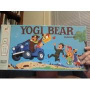 """Rare Yogi Bear Game Vintage...""""Hey, hey Boo Boo, let's see what Mr. Ranger has in those picnic baskets"""""""