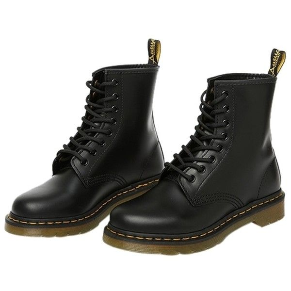 Boots Black Black Military Laced Lacing Combat Boots
