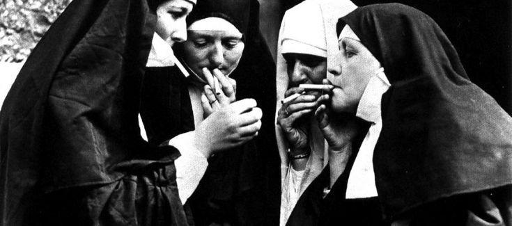 Las monjas pitilleras  #diariodeunaloser