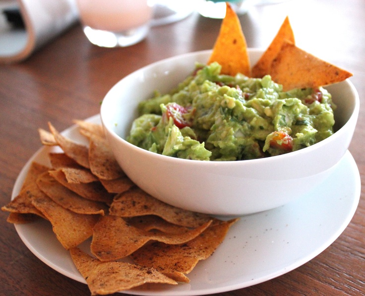 Healthy Recipe: Delicious Homemade Guacamole and Baked Chips