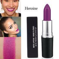 1 unids marca maquillaje mate RUBY WOO lapiz de labios 3 G largo duradera lapiz de labios entrega gratuita cosméticos venta al por mayor