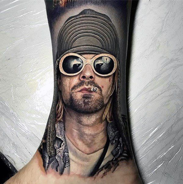 60 Nirvana Tattoo Designs For Men