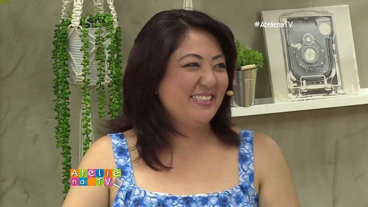 Atelie na TV - Rede Vida - 16.01.2017 - Marcia Caires e Mayumi Takushi