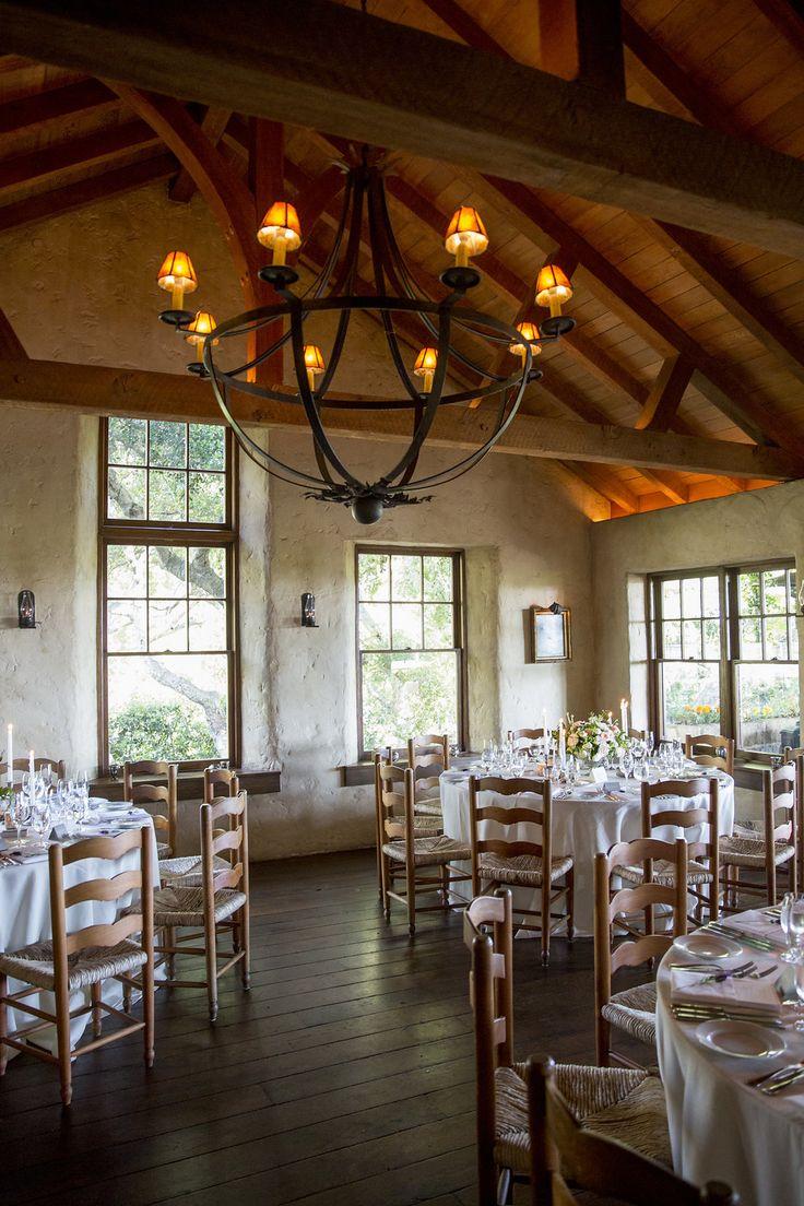 San Ysidro Ranch - The Stonehouse Restaurant - Kristen Beinke Photography