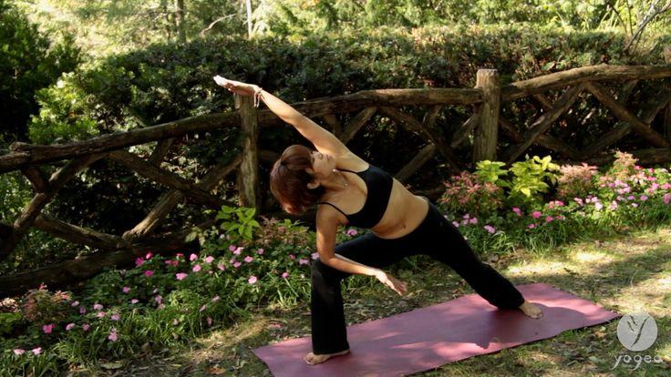 10 min Beginner's Yoga Routine - Savor The Now