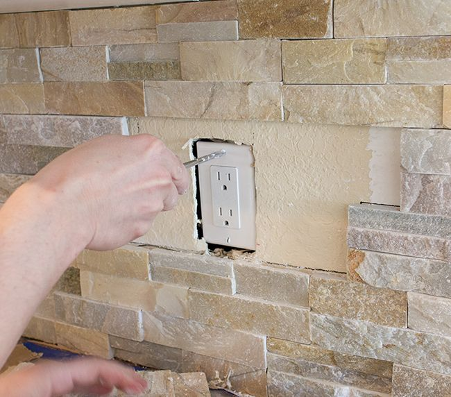 231 best diy handy homeowner tips images on pinterest home, diy on install electrical outlet brick wall Installing Electrical Outlets in Series Install GFCI Outlet