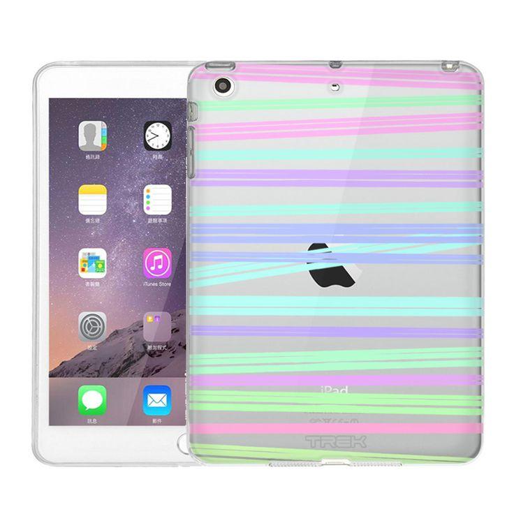 Apple iPad Mini Neon Stripes Case