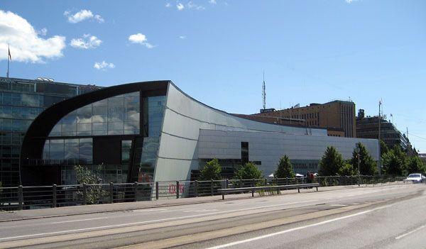 """Museum of Contemporary Art """"Kiasma"""""""