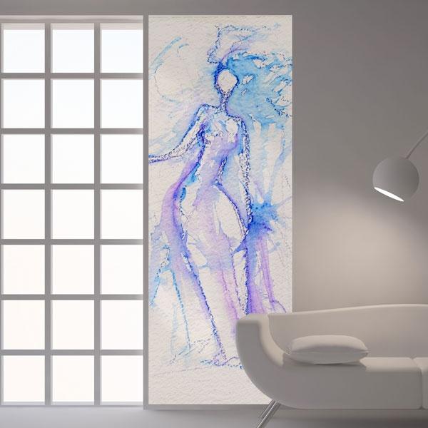GoBig White Queen L | Stickers murali, Adesivi decorativi, Wall Stickers