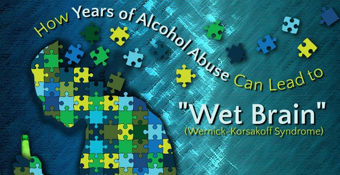 """Wernicke-Korsakoff Syndrome (#WKS), Also Called """"Wet Brain"""", Is A Type Of #Dementia That Some People Going Through Alcoholism Might Develop, Usually Towards The End Stages. It's Caused By A Deficiency In Vitamin B1 (Thiamine), Which Helps The Body Turn Food Into Energy."""