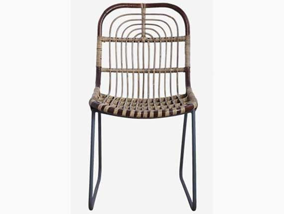 30 best sillas chairs images on pinterest furniture - Sillas de rattan ...