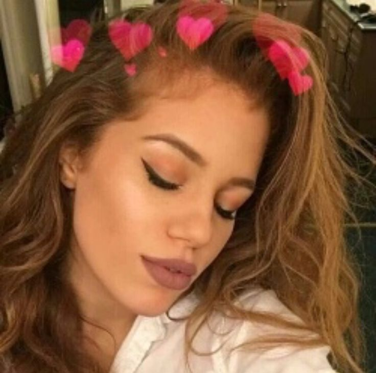Mahogany Lox* is so gorgeous #Queen