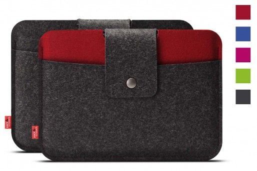 Tablet Hülle LLEYN für das iPad mini und iPad mini Retina | Tablet case | By Pack & Smooch 100% Merino wool felt