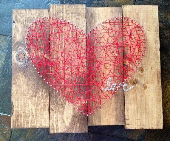 17 best String Art images on Pinterest | Nail string art, Art ...