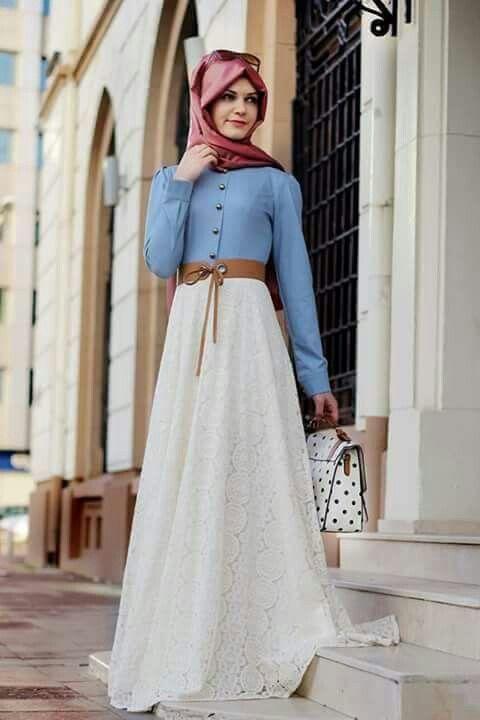 Dress, turkish style.