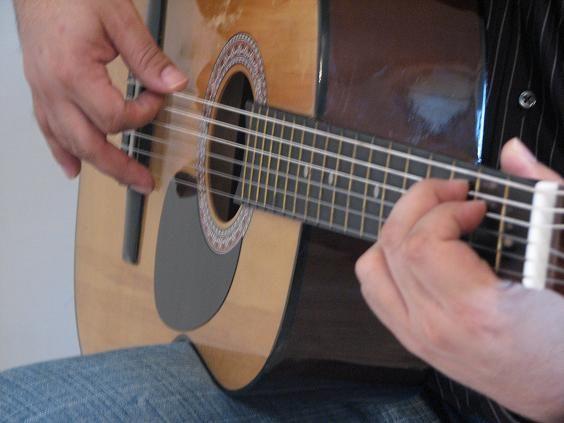Guitarra curso GRATIS cursos de AulaFacil.com