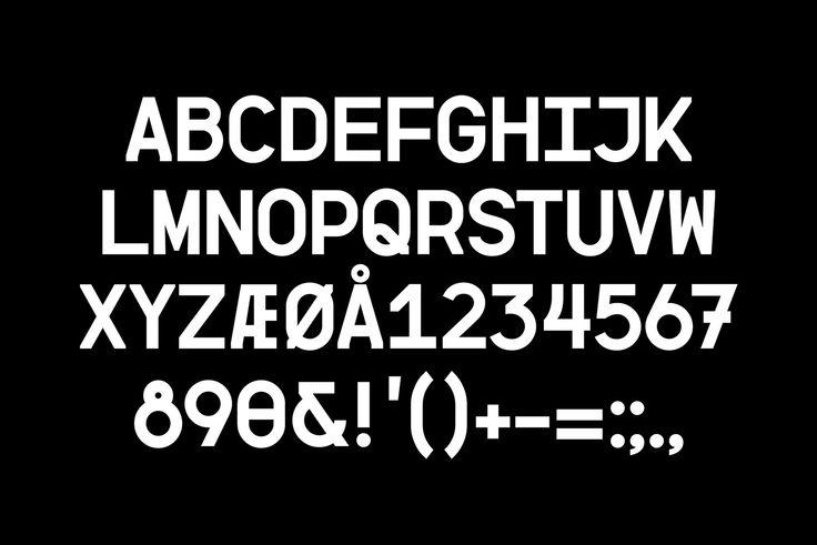 BB. Perfume Typeface on Behance