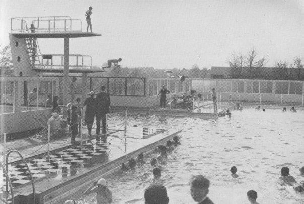 425 Best Lidos Images On Pinterest Graphics Swiming Pool And Swimming Pools