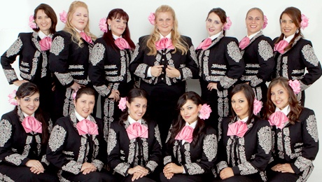 Mariachi Divas @ House of Blues - Anaheim (Anaheim, CA)