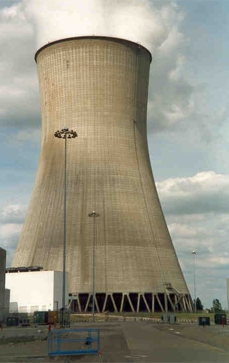 Callaway cooling tower top to bottom!!