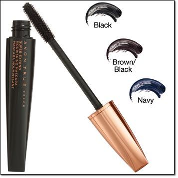 INTRODUCING Avon True Color SuperExtend Nourishing Mascara Won't clump, smudge or flake off. Removes easily with soap and water. Flexi-Brush gently coats each lash with the nourishing formula, without tugging or pulling. Each, .237 fl. oz. Brochure: intro special $5.99 each