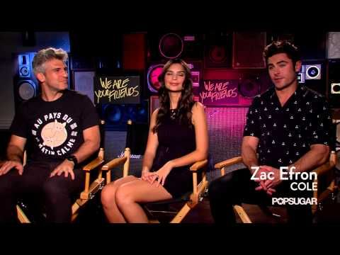 Zac Efron and Emily Ratajkowski Share Their Favorite Song - http://maxblog.com/5247/zac-efron-and-emily-ratajkowski-share-their-favorite-song/