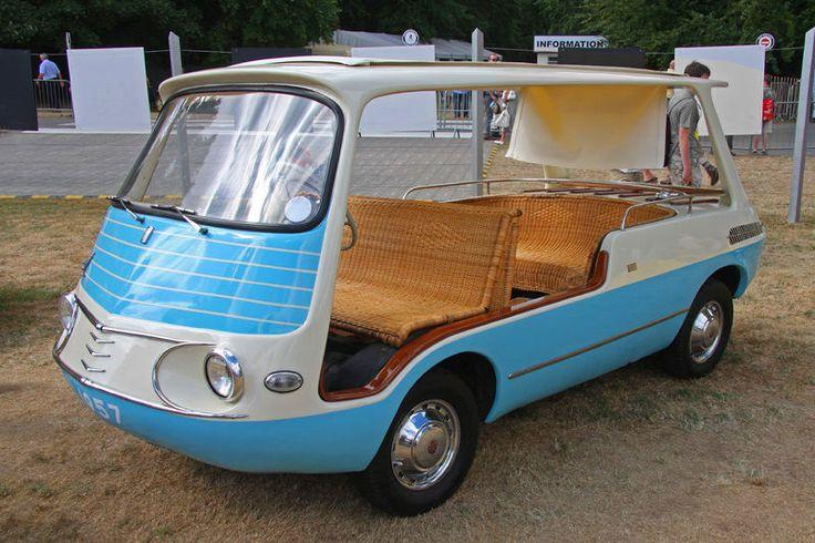 Fiat Multipla Marinella