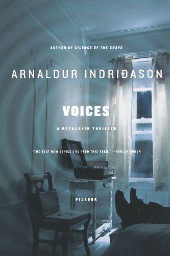 Voices (Detective Erlendur)  #Book
