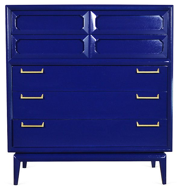 Lacquered  Midcentury Dresser | Bring It Back  | One Kings Lane