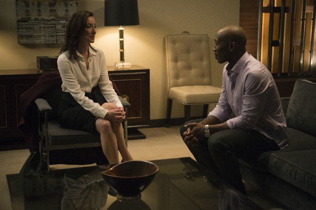 House of Cards -  Jackie Sharp and Remy Danton