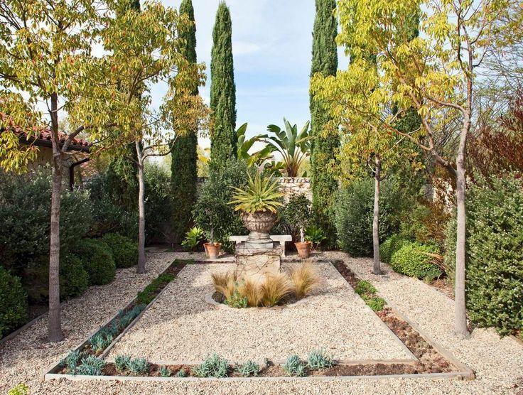 die besten 20+ mediterranean lawn and garden ideen auf pinterest,