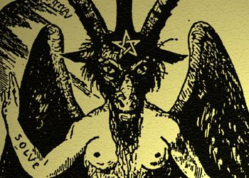 The real history and meaning of Baphomet, the ancient goat-headed idol found on many things related to occultism.