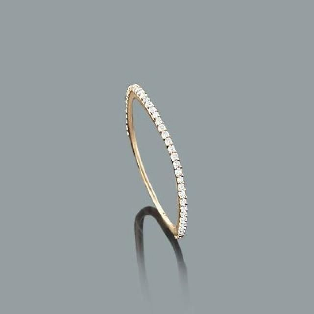 The Ultra Thin Diamond Ring