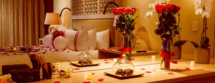 10 best decoration of room for boyfriend birthday images - Romantic decorations for hotel rooms ...