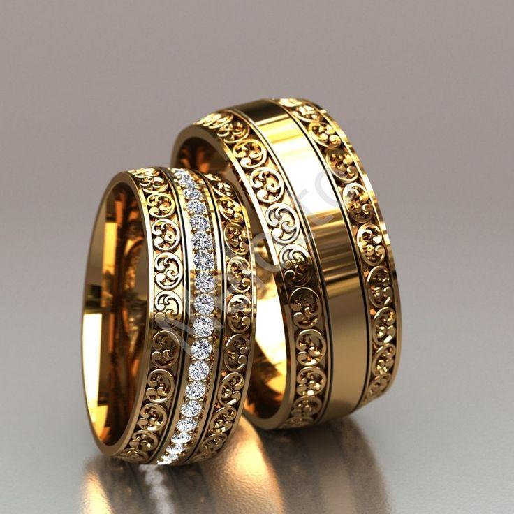 современных винтажные обручальные кольца фото валюта