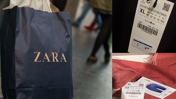 Δοκιμάσαμε να αγοράσουμε ένα ρούχο σε μέγεθος XXL από 3 καταστήματα Zara. Αυτό που συνέβη, θα σας εξοργίσει…