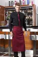 PAGAMENTO ANCHE ALLA CONSEGNA Grembiule Camice lavoro Lungo Sommelier bar cameriere cuoco Abbigliamento Abiti