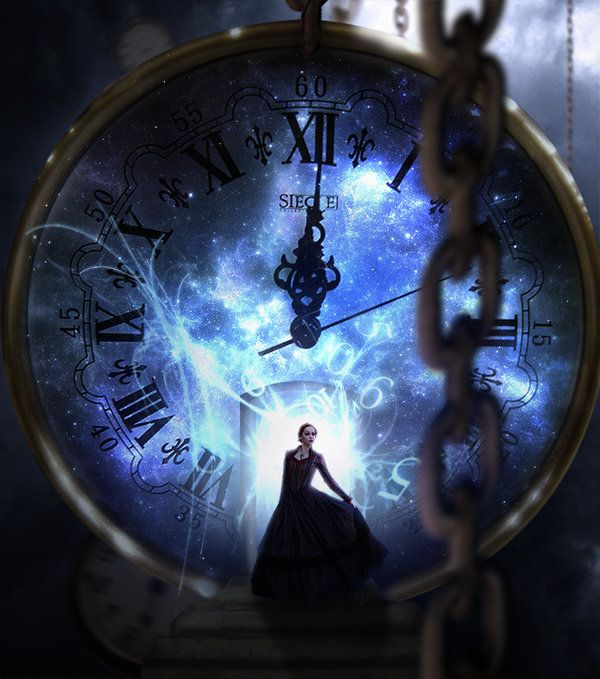 Time Traveler by Jezzy-Art.deviantart.com on @deviantART