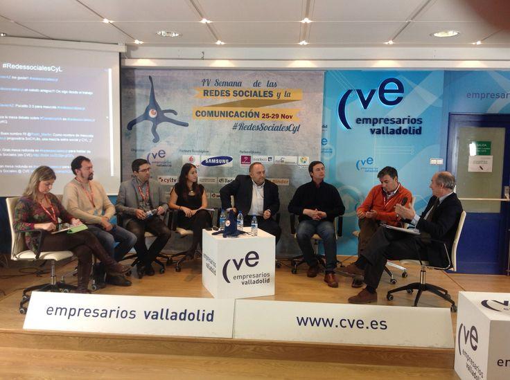 IV Semana de las Redes Sociales de Castilla y Leon