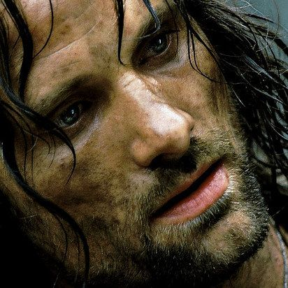 Viggo Mortensen | Definitive Proof That Guys Are Hotter When They Are Covered In Dirt