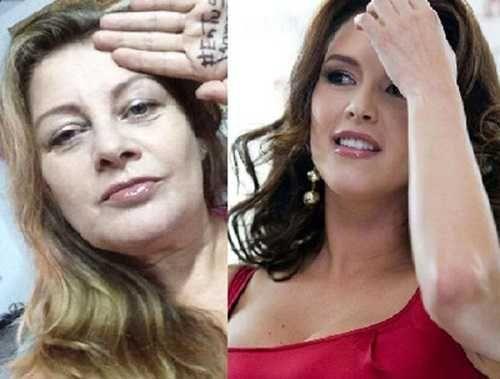 Lo que le dijo Marisabel Rodríguez a Alicia Machado por su publicación sobre la muerte de Fidel