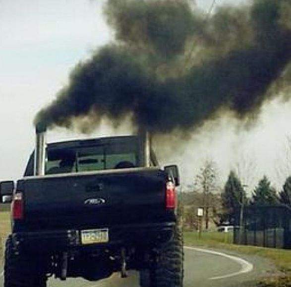 51 best Rollin Coal images on Pinterest | Lifted trucks ...