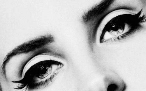 witte eyeliner