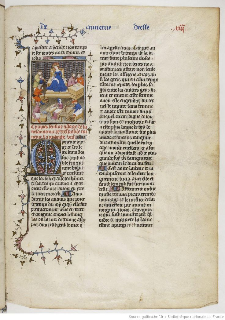 De Claris mulieribus, fol. 13.