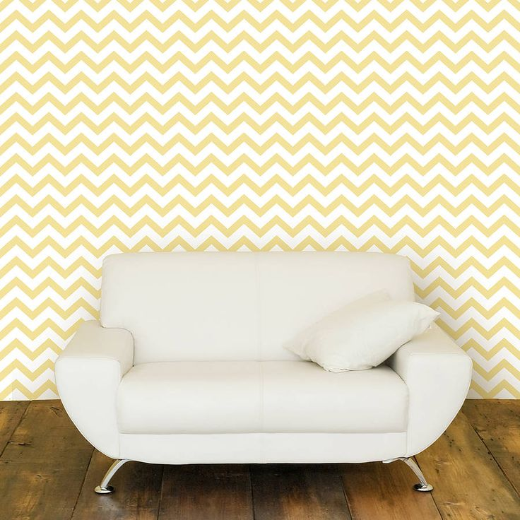 contemporary chevron self adhesive wallpaper by oakdene designs | notonthehighstreet.com