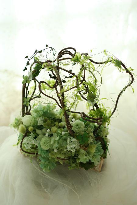 これから困難に立ち向かうご自分のために   : 一会 ウエディングの花