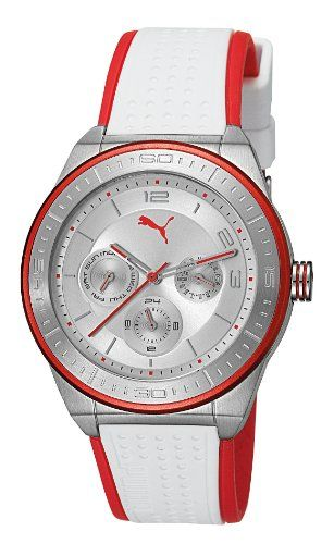 Puma Motorsport Edge - Small Unisex Quartz Watch with Silver Dial Analogue Display and White Plastic or PU Strap PU102912003 has been published to http://www.discounted-quality-watches.com/2013/05/puma-motorsport-edge-small-unisex-quartz-watch-with-silver-dial-analogue-display-and-white-plastic-or-pu-strap-pu102912003/
