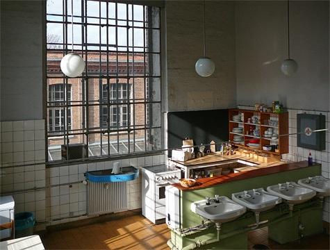 Meisterzimmer 116, Spinnerei, Leipzig