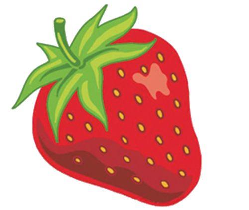 Strawberry Community Garden Pinterest Clip Art